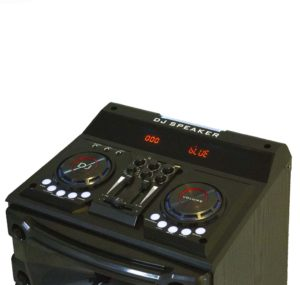 DJ اسپیکر لومکس مدل power II