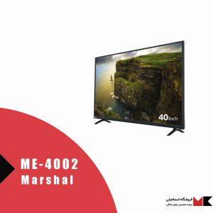 تلویزیون ۴۰ اینچ مدل ۴۰۰۲ مارشال